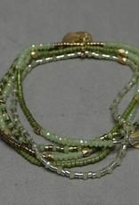 Biba Biba green parel