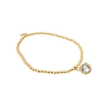 Armband met swarovski steen crystal
