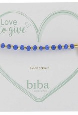 Biba Biba armbandlicht blauw goud