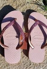 Havaianas Havaianas roze glitter