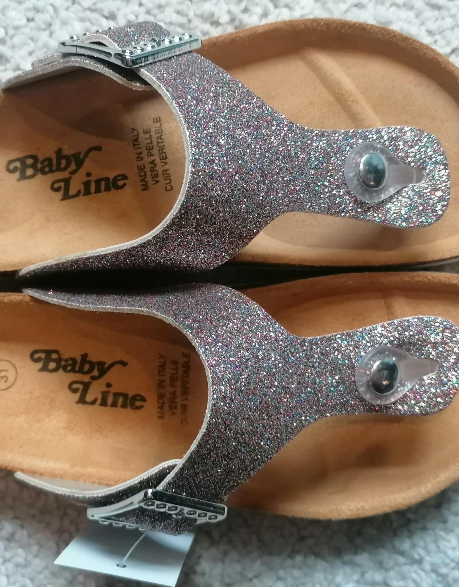 Babyline Babyline multi glitters