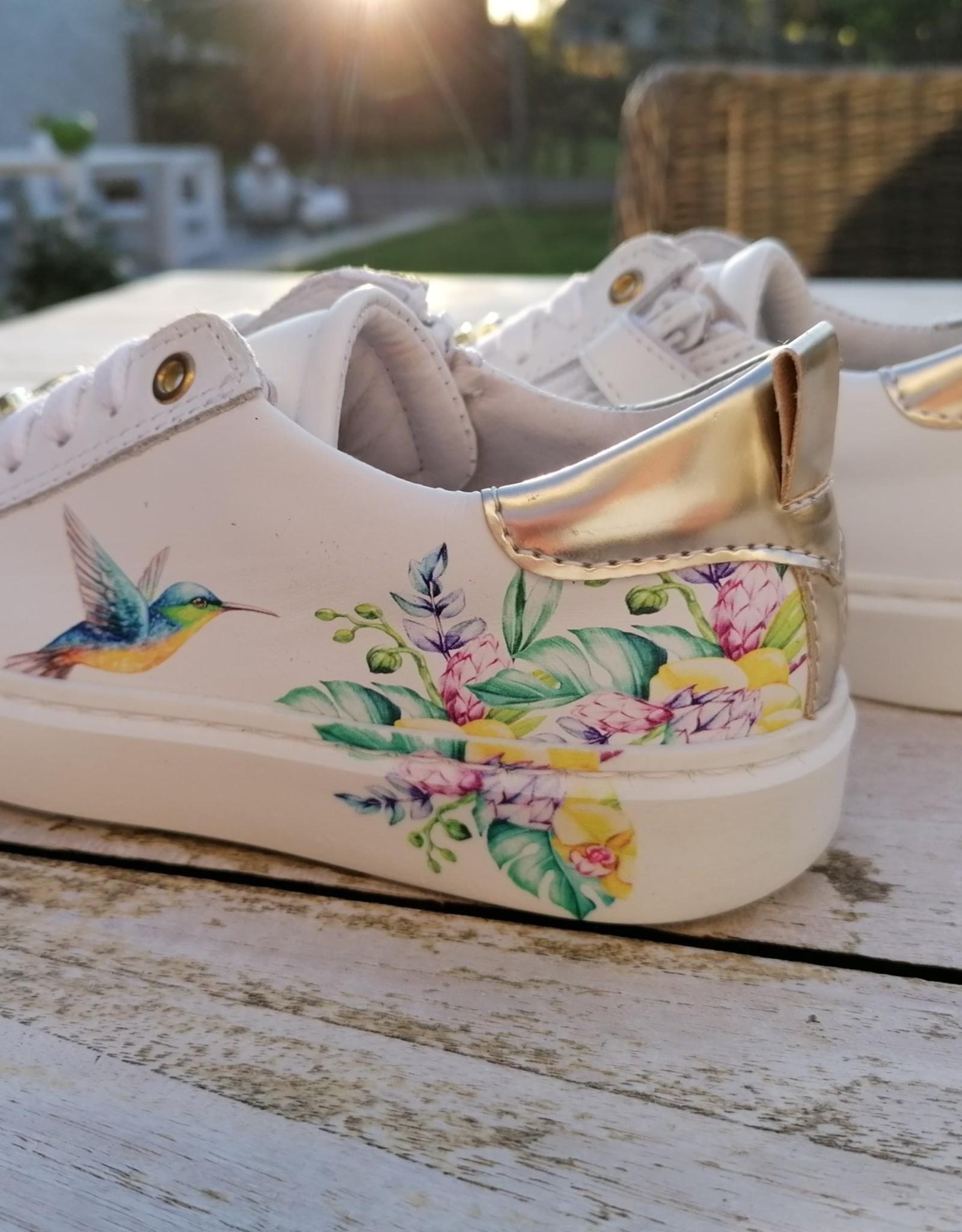 Bana & co Bana&Co sneaker vogel