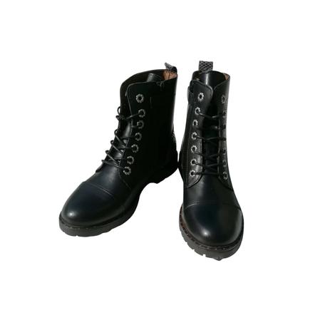 Vitello VC Nero zwarte boots