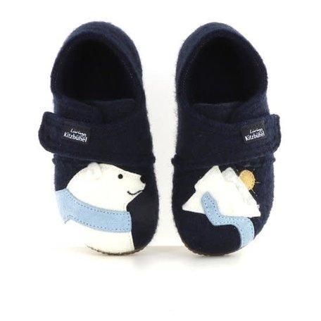 Slipper polar bear & iceberg