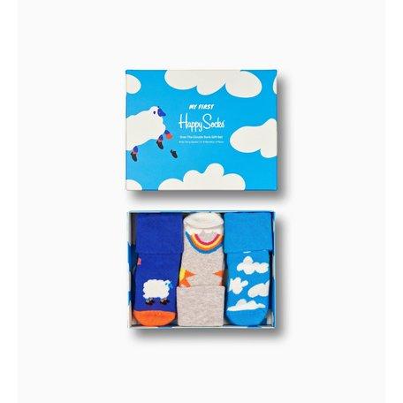 Kids Over The Clouds Terry Gift Set 0-6 maanden