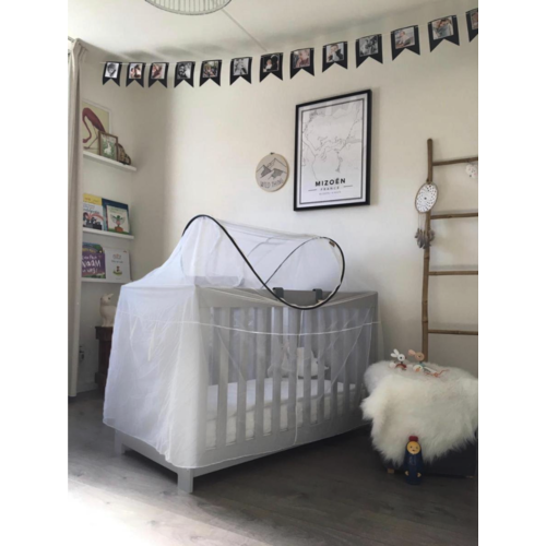 DERYAN Campingbed Mosquito net - Universal