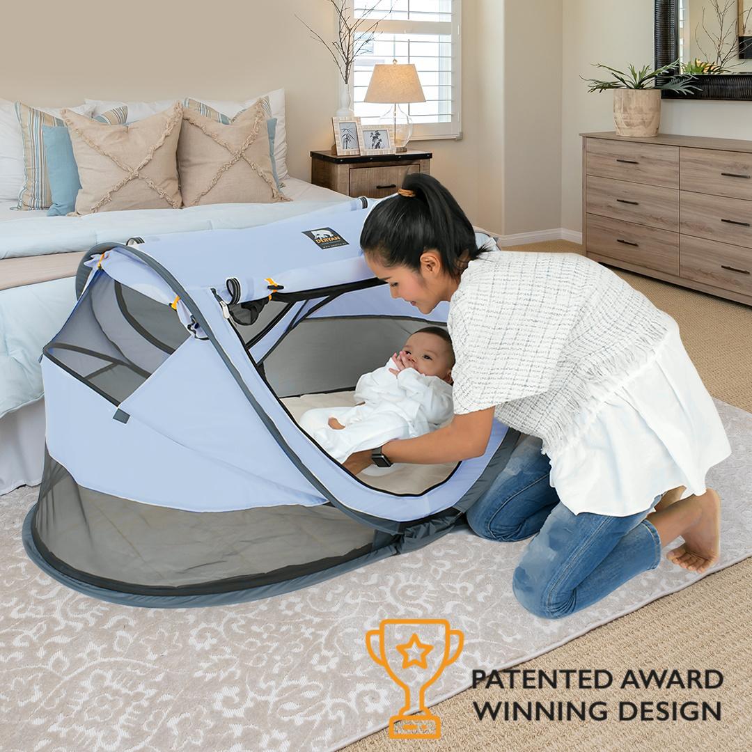 Het campingbedje voor ultiem comfort