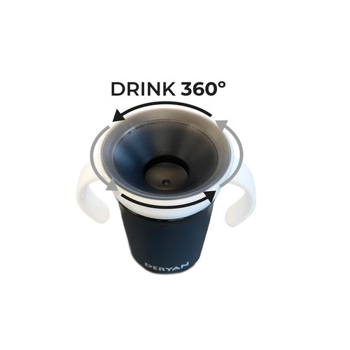 DERYAN Quuby Cup Grey