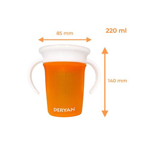 DERYAN Quuby Cup Orange