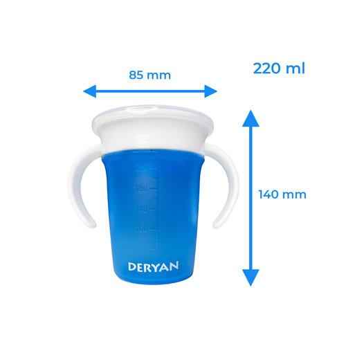 DERYAN Quuby Cup Blue