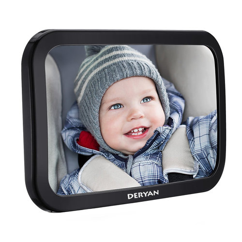 DERYAN Baby-Spiegel