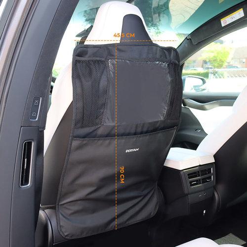 DERYAN Organizador de asientos de coche
