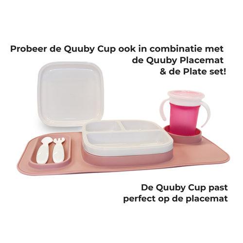 DERYAN Quuby Cup Pink