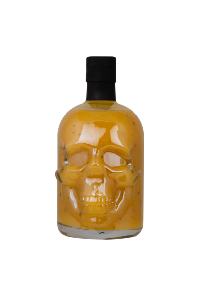 Skull Hot Sauce Mexican Habanero Fever