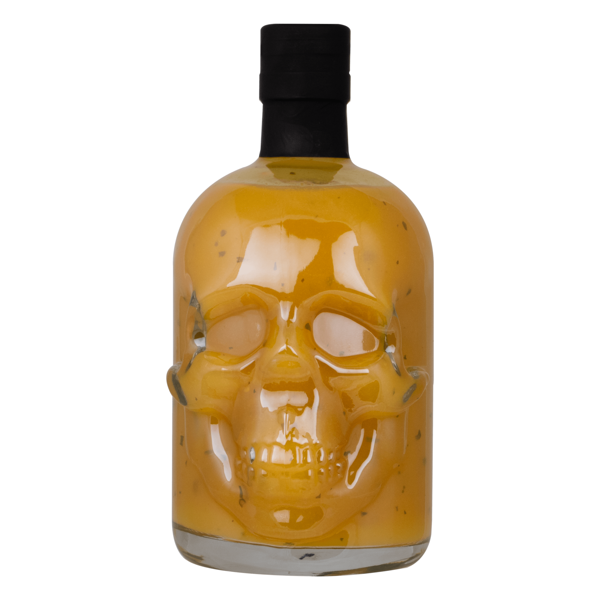 Skull Hot Sauce Mexican Habanero Fever-1