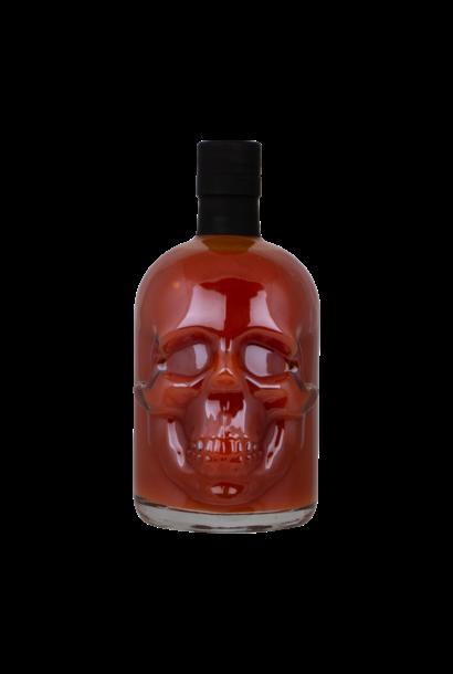Skull Hot Sauce Deathwish