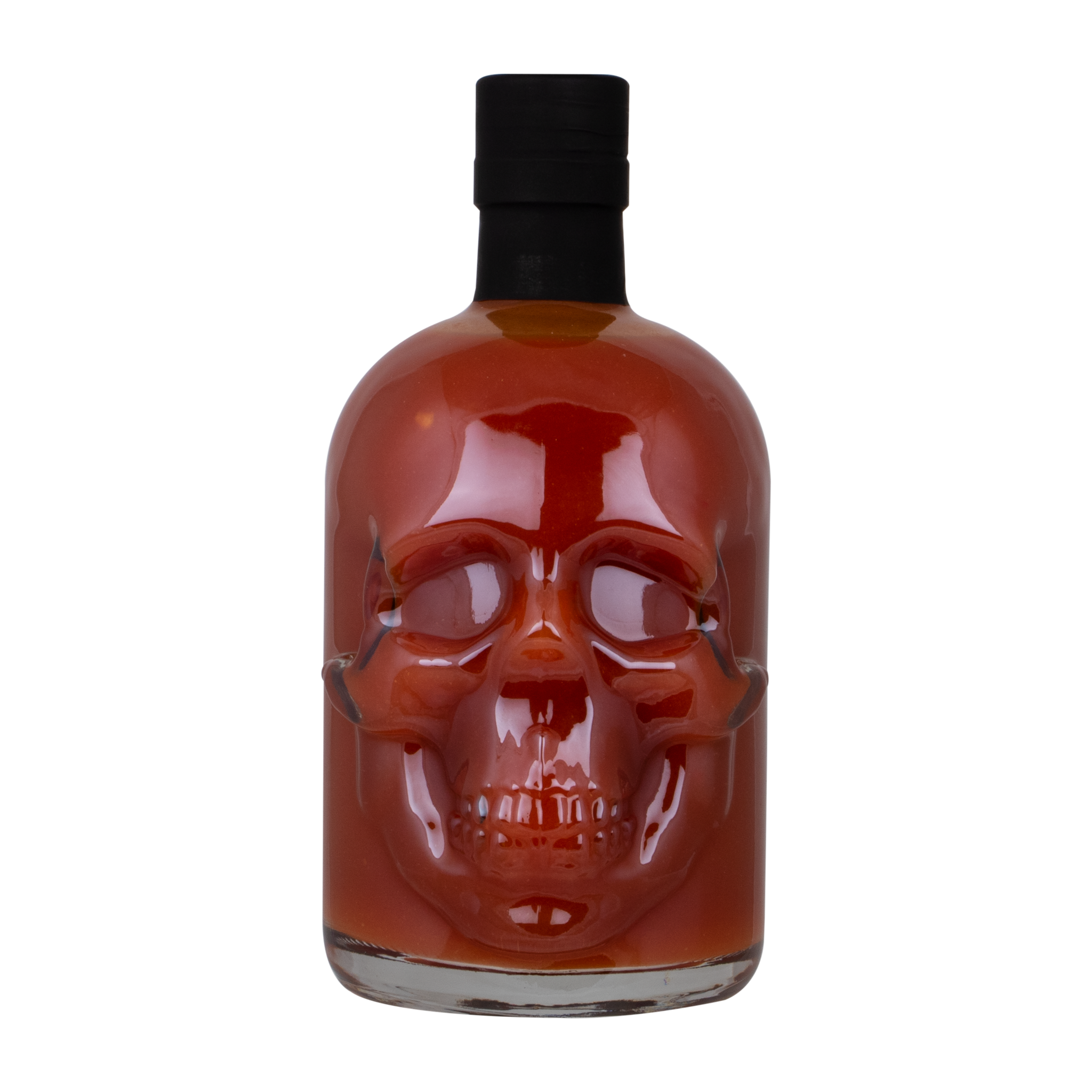 Saus.Guru's Skull Hot Sauce Deathwish-1