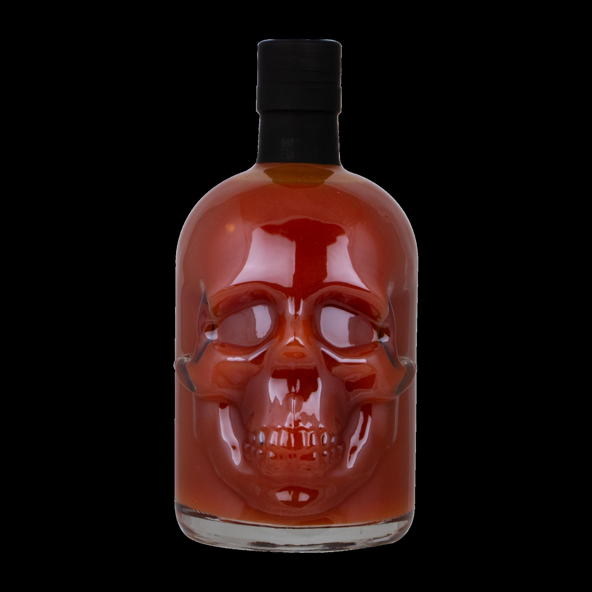 Skull Hot Sauce Original-1