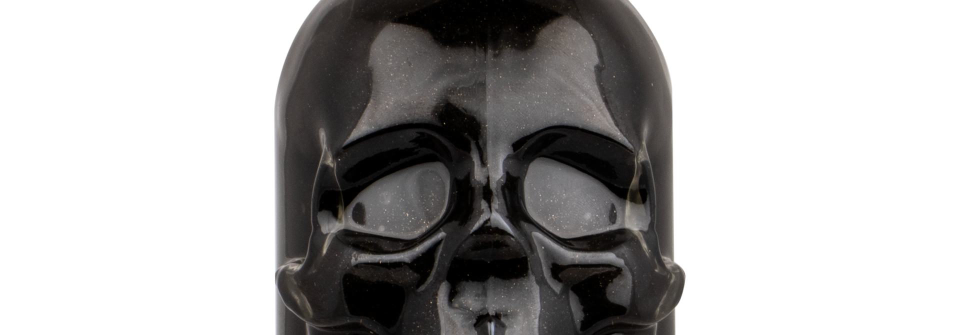 Saus.Guru's Skull Hot Sauce Black Gold