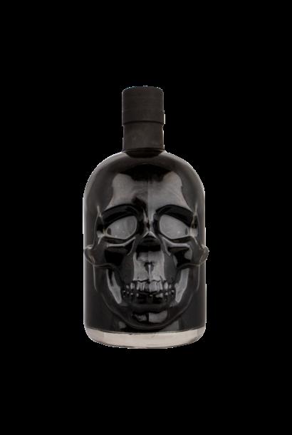 Skull Hot Sauce Black Gold
