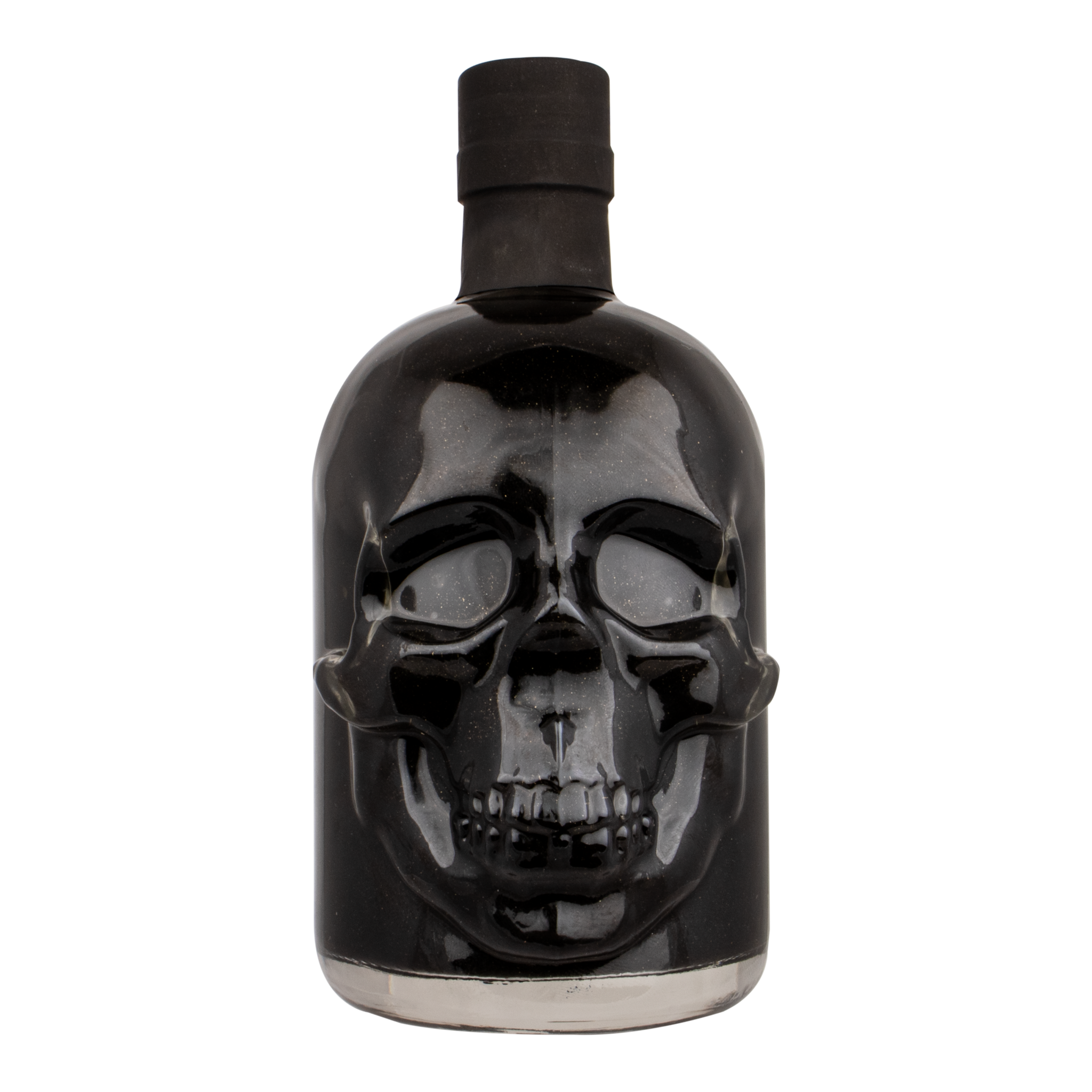 Saus.Guru's Skull Hot Sauce Black Gold-1