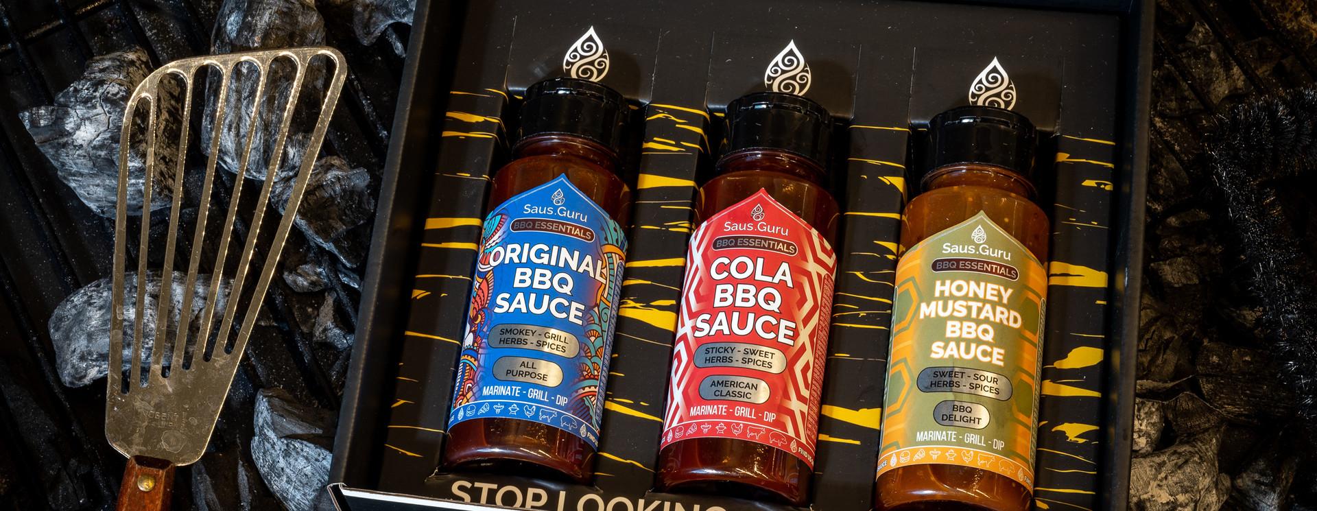 Premium Sauce Giftboxes