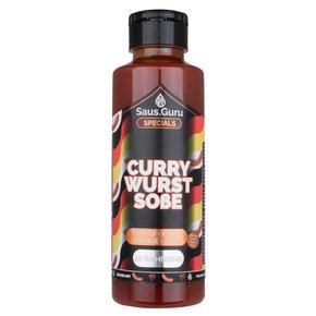 Saus.Guru's Currywurst Soße