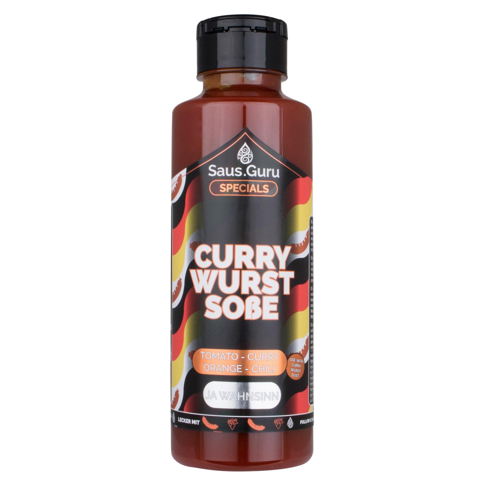 Saus.Guru's Currywurst Soße-1