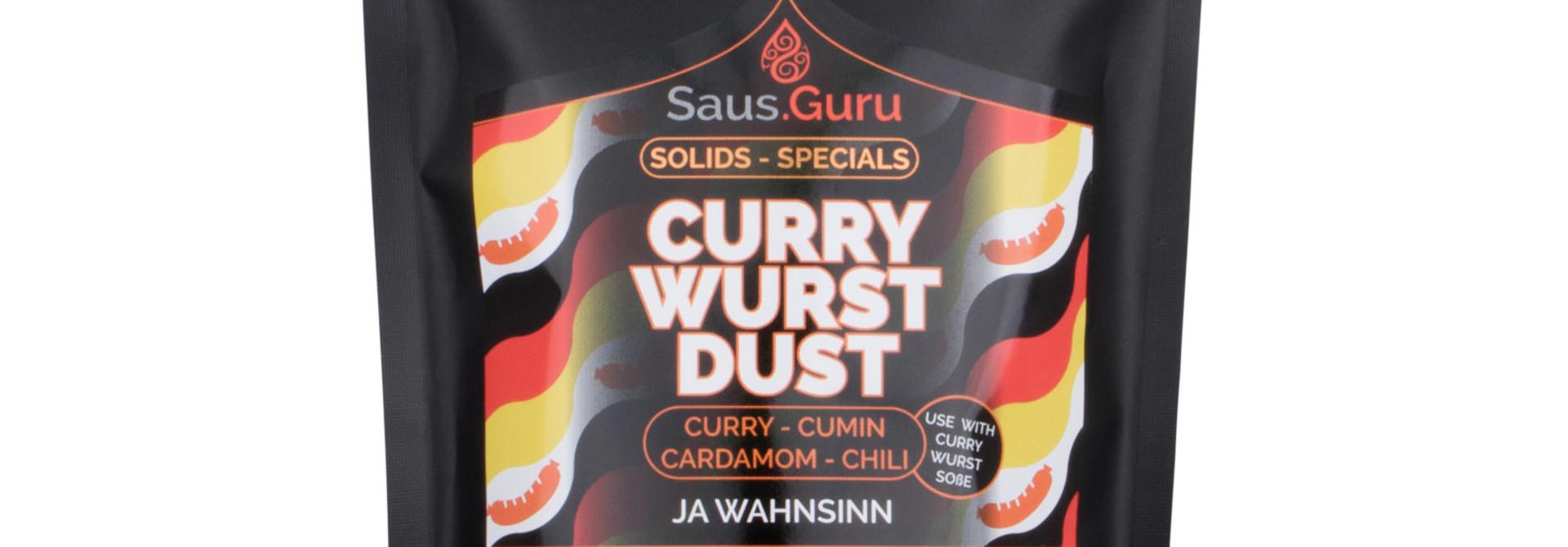 Saus.Guru's Currywurst Dust