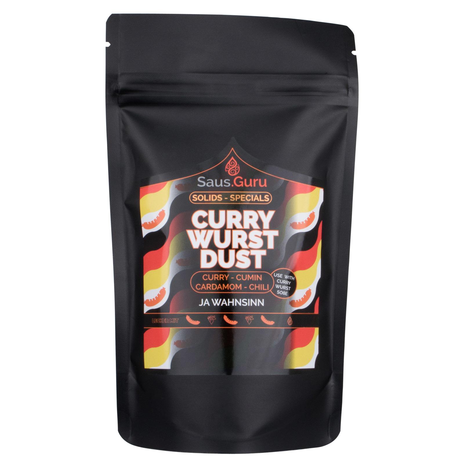 Saus.Guru's Currywurst Dust-1