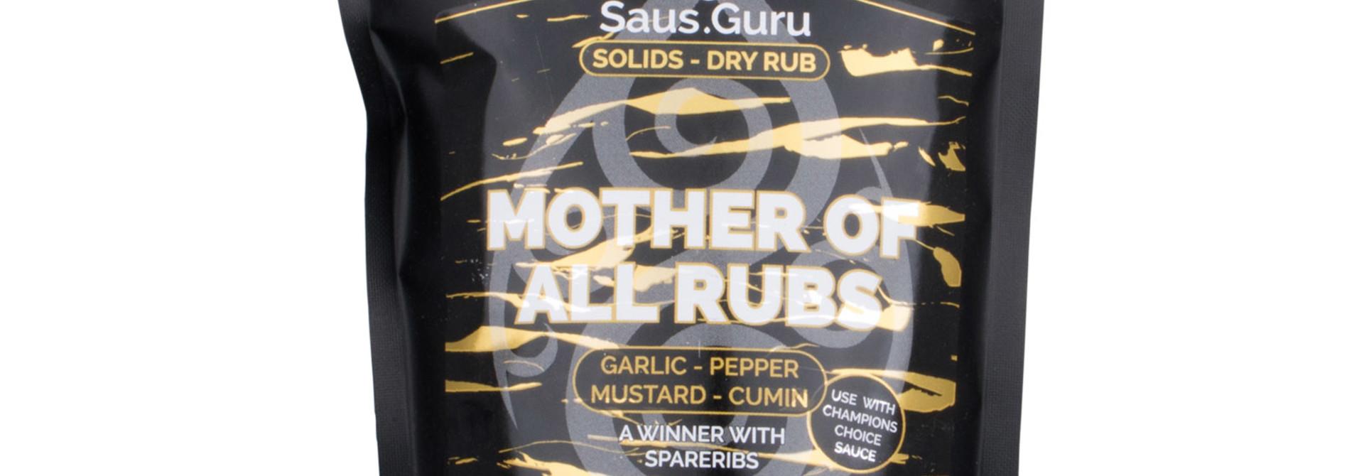 Saus.Guru's Mother Of All Rubs