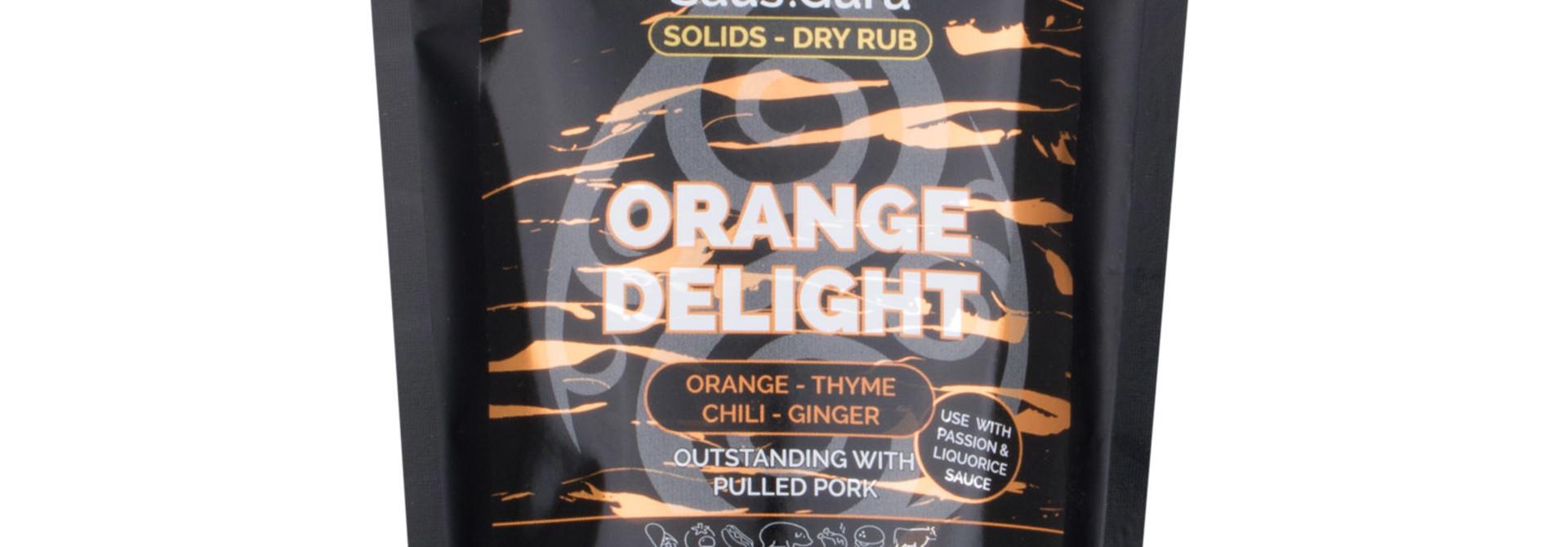 Saus.Guru's Orange Delight