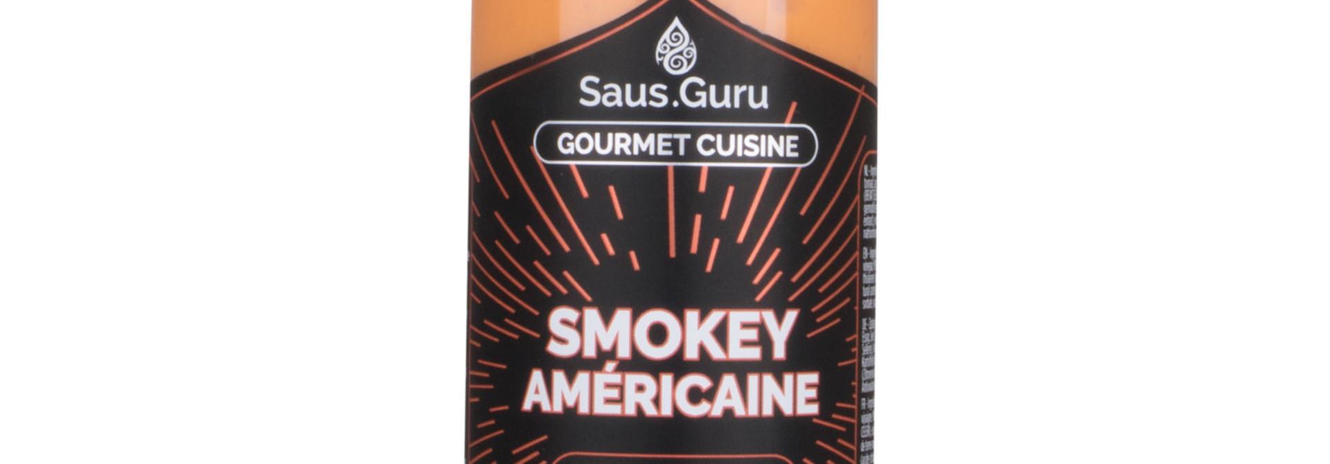 Saus.Guru's Smokey Américaine