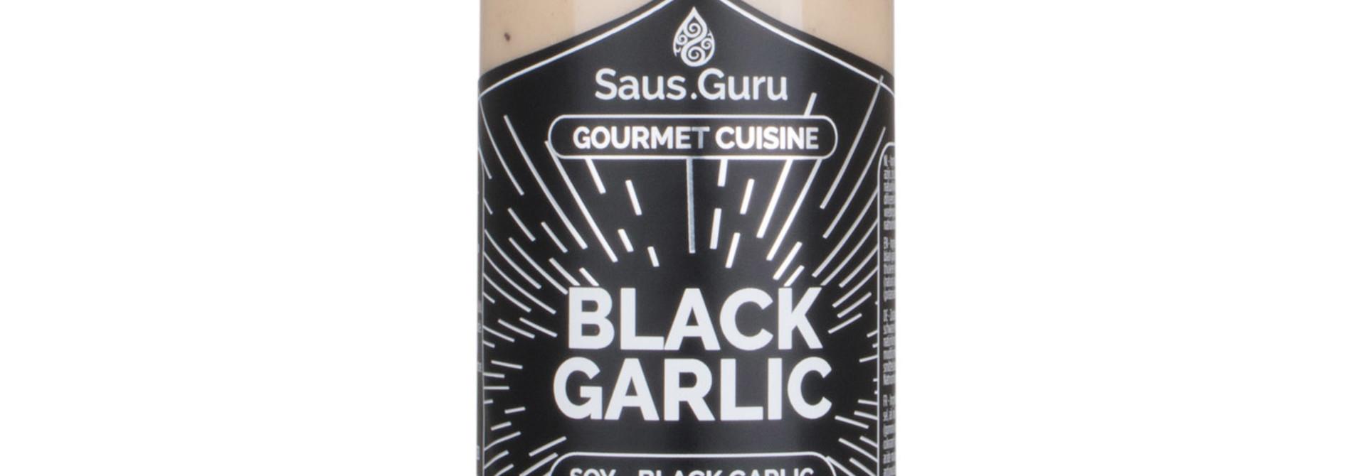 Saus.Guru's Black Garlic