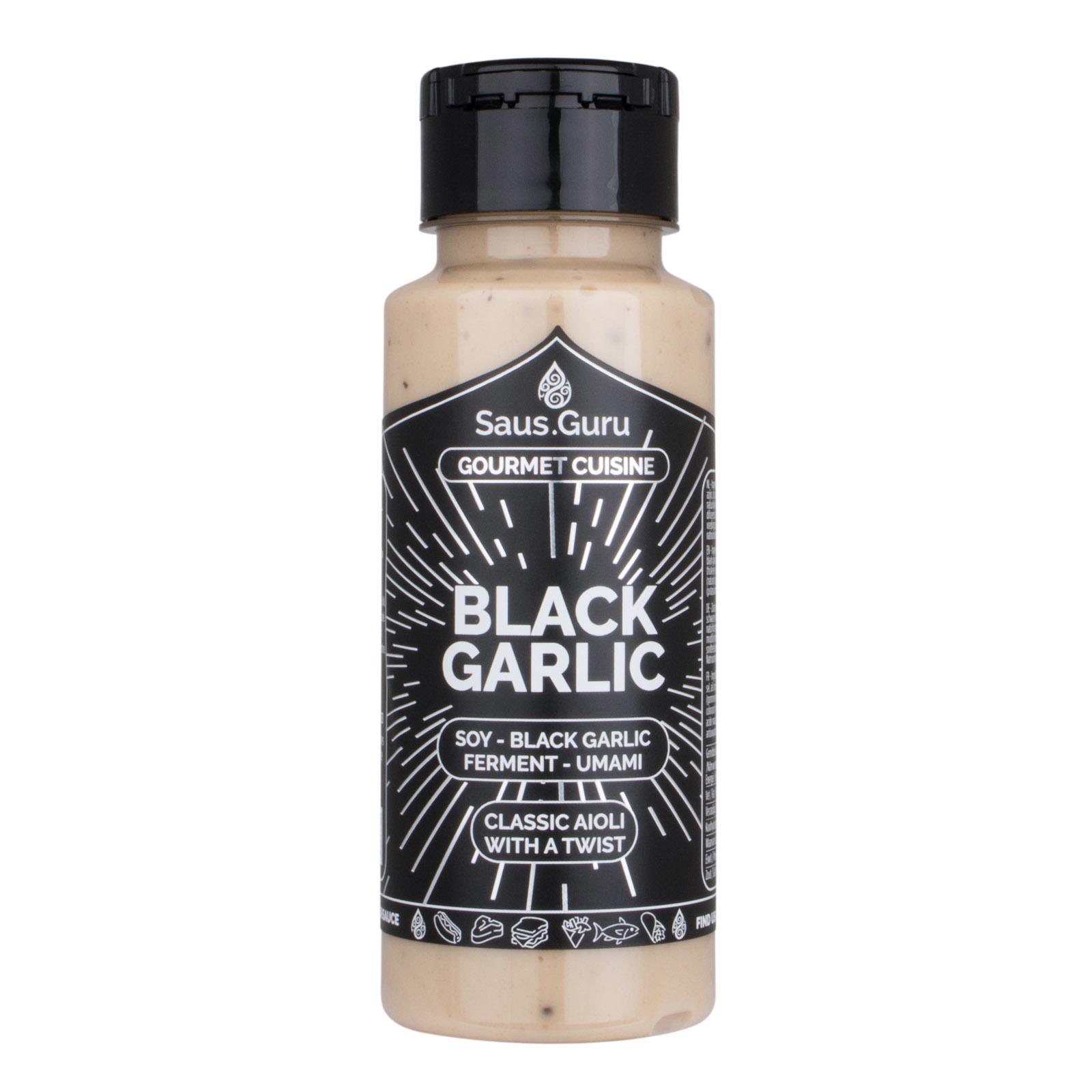 Saus.Guru's Black Garlic-1