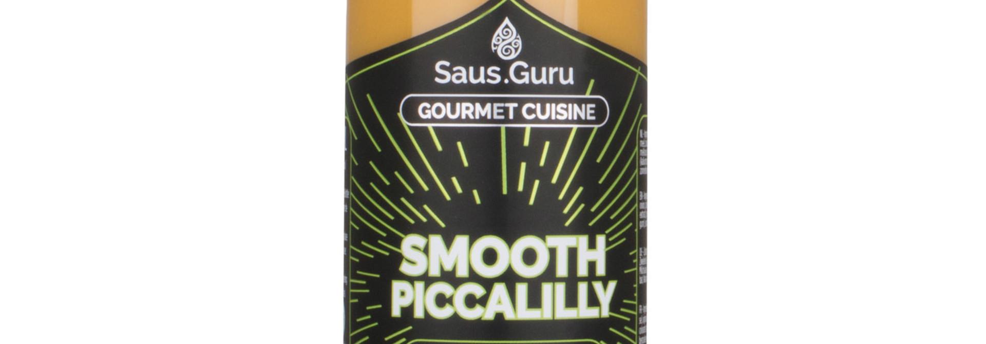 Saus.Guru's Smooth Piccalilly