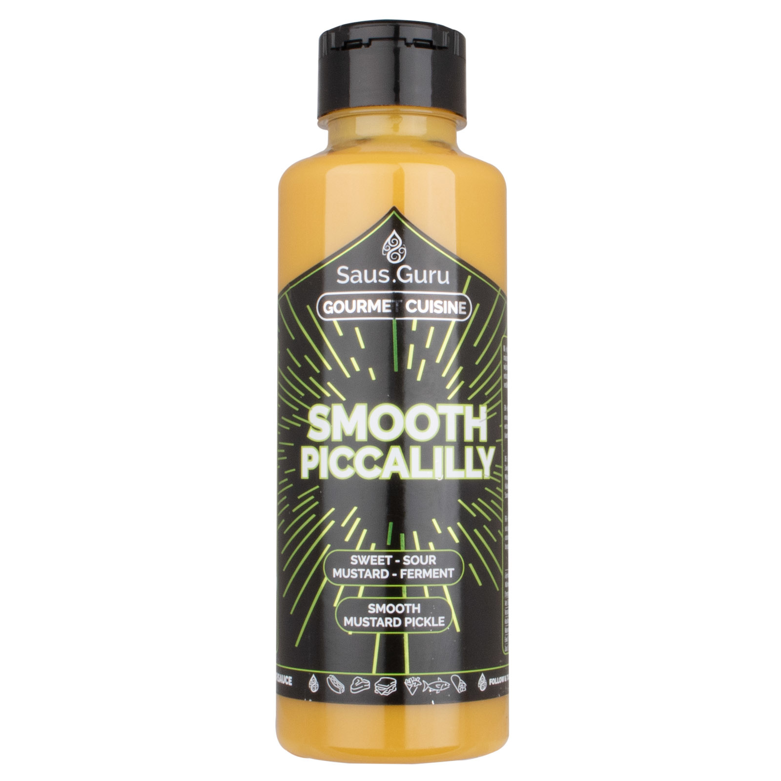 Saus.Guru's Smooth Piccalilly-2