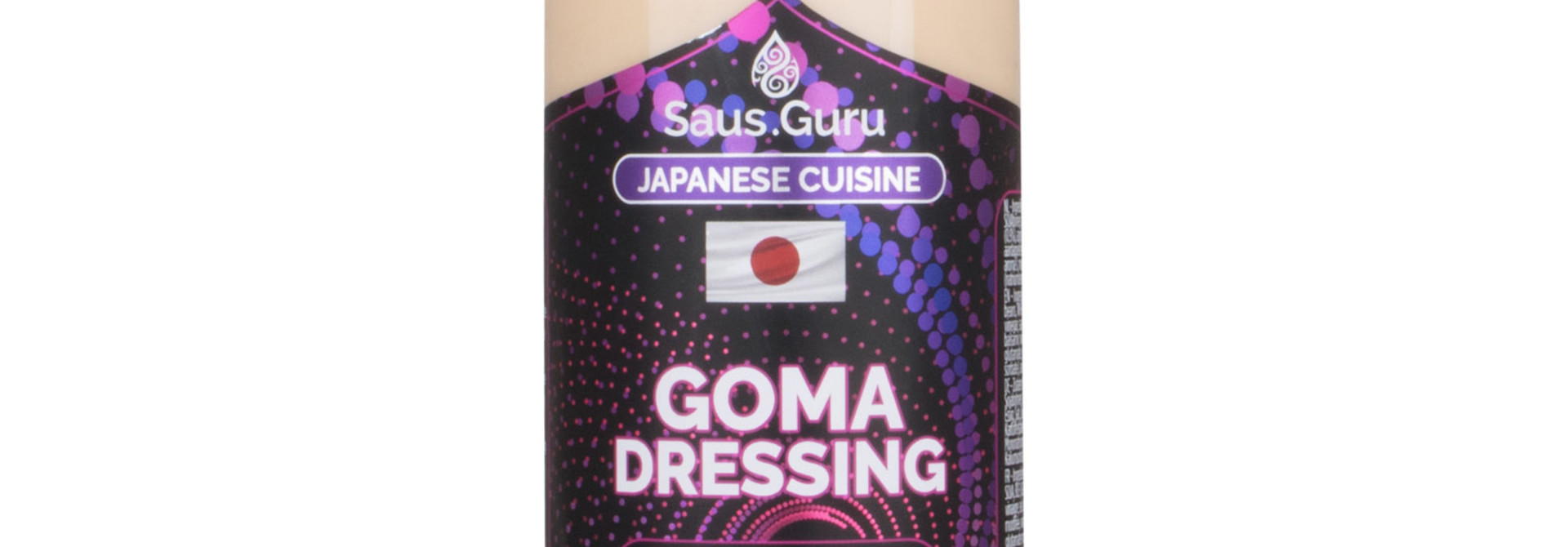 Saus.Guru's Goma Dressing
