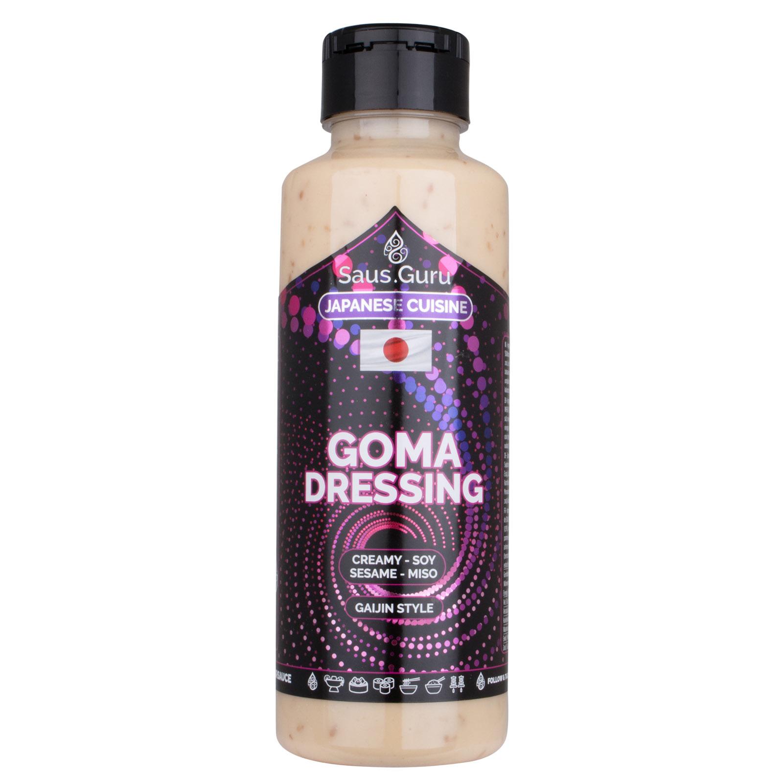 Saus.Guru's Goma Dressing-2