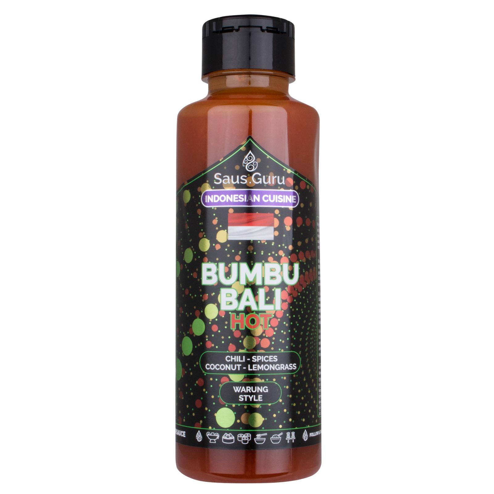 Saus.Guru's Bumbu Bali Hot-2