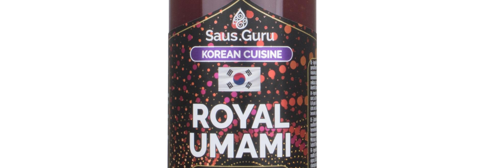 Saus.Guru's Royal Umami