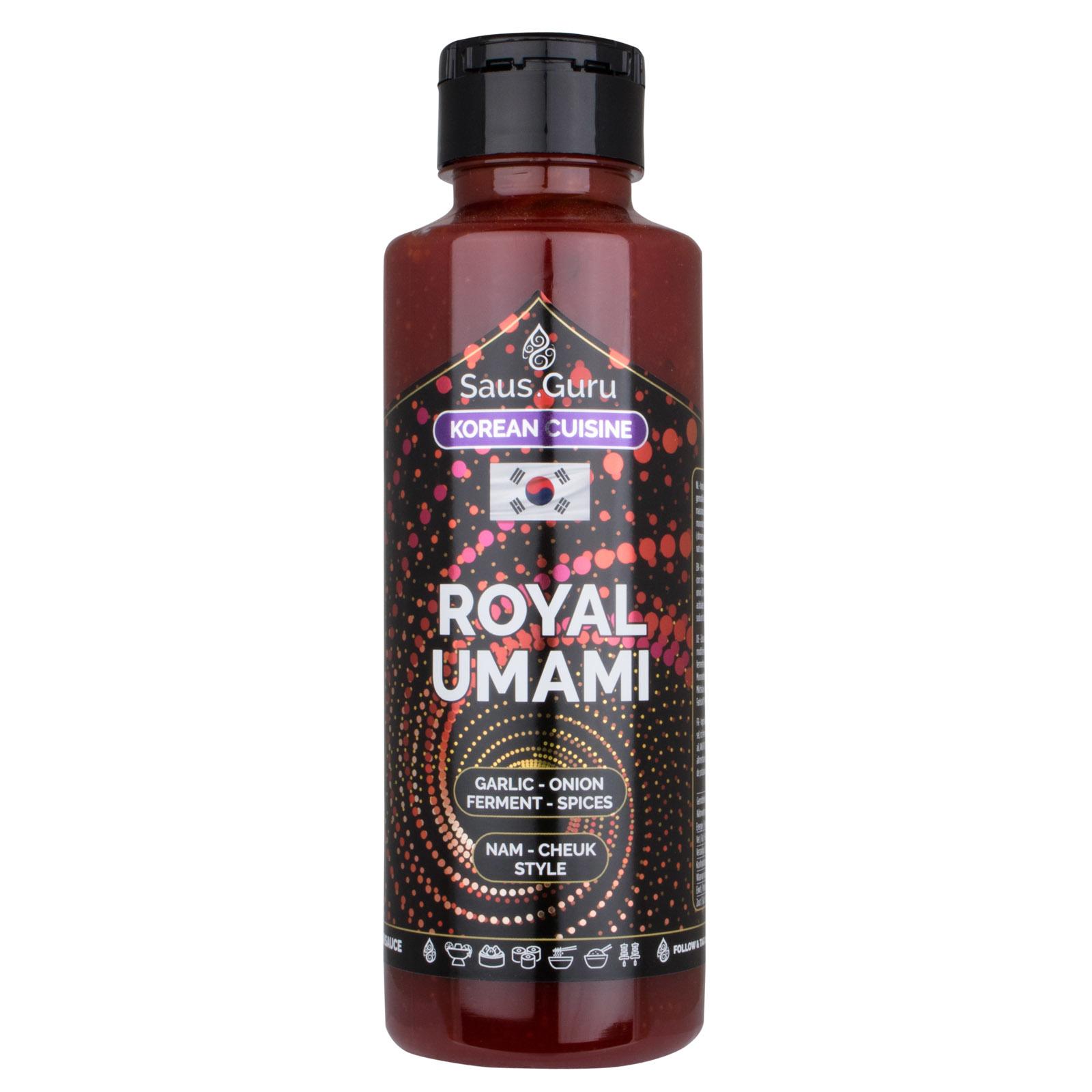 Saus.Guru's Royal Umami-2