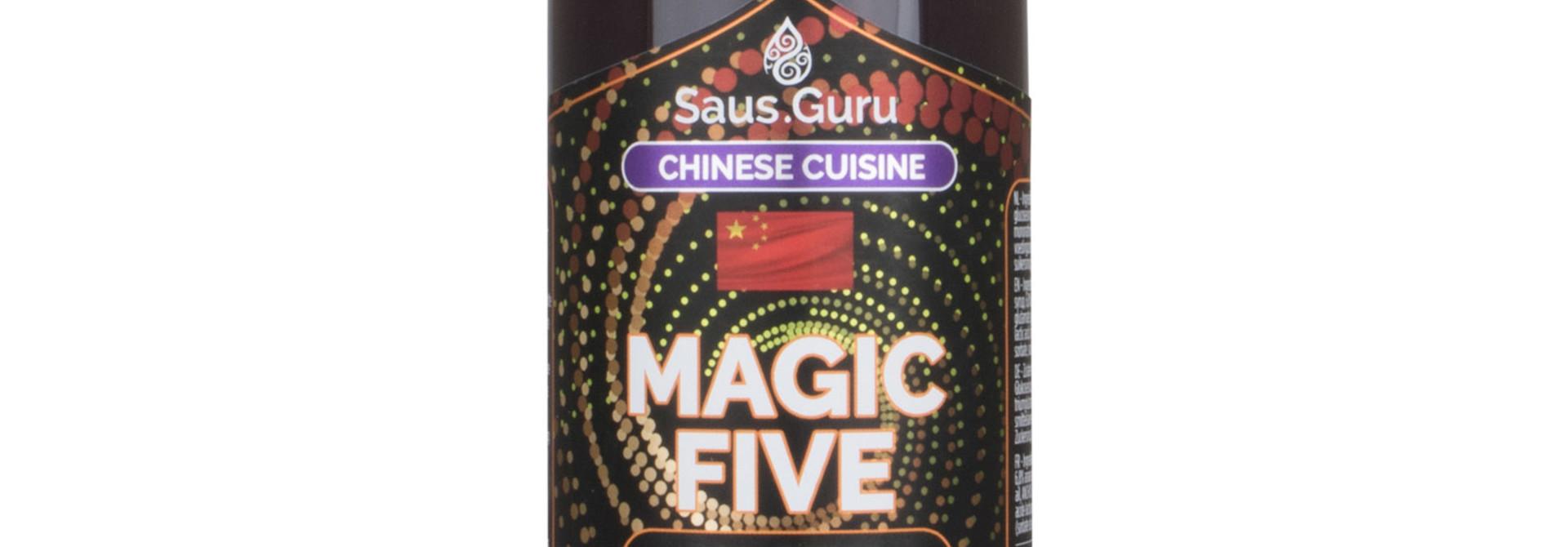 Saus.Guru's Magic Five