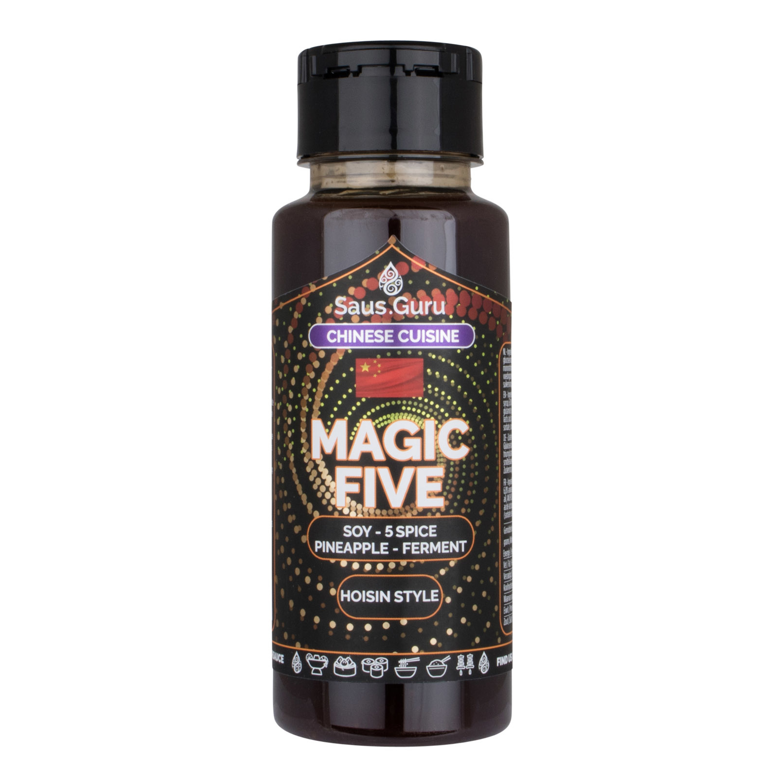 Saus.Guru's Magic Five-1