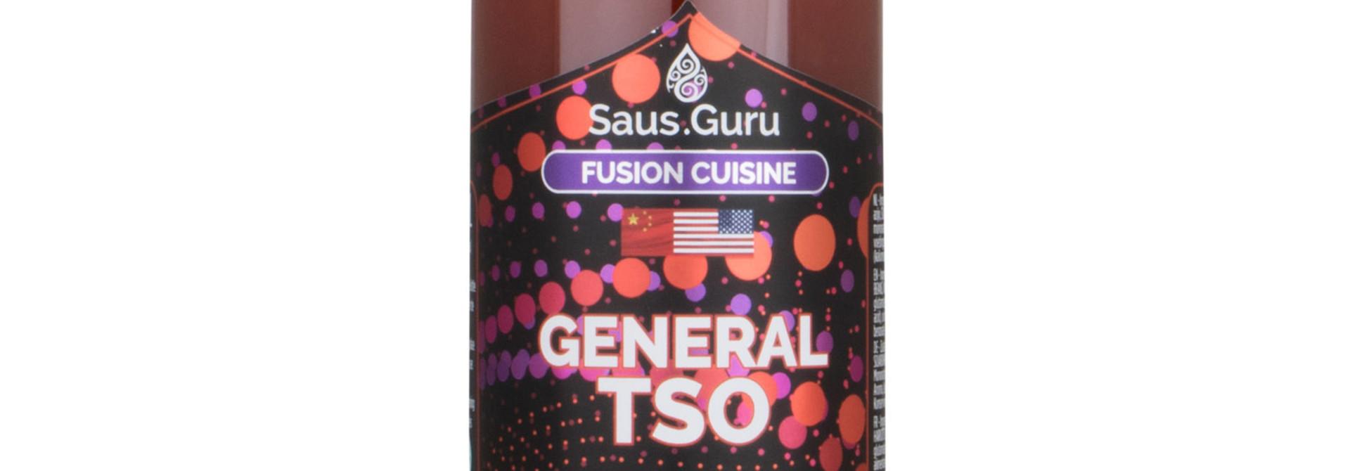 Saus.Guru's General TSO