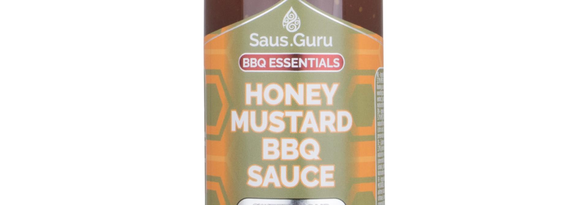 Saus.Guru's Honey Mustard BBQ Sauce