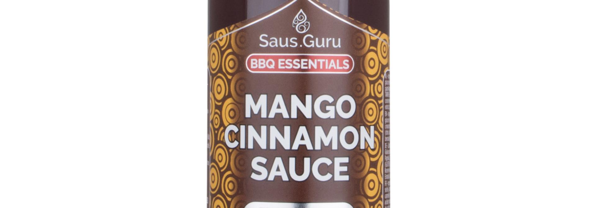 Saus.Guru's Mango Cinnamon BBQ Sauce