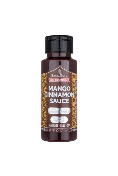 Mango Cinnamon BBQ Sauce