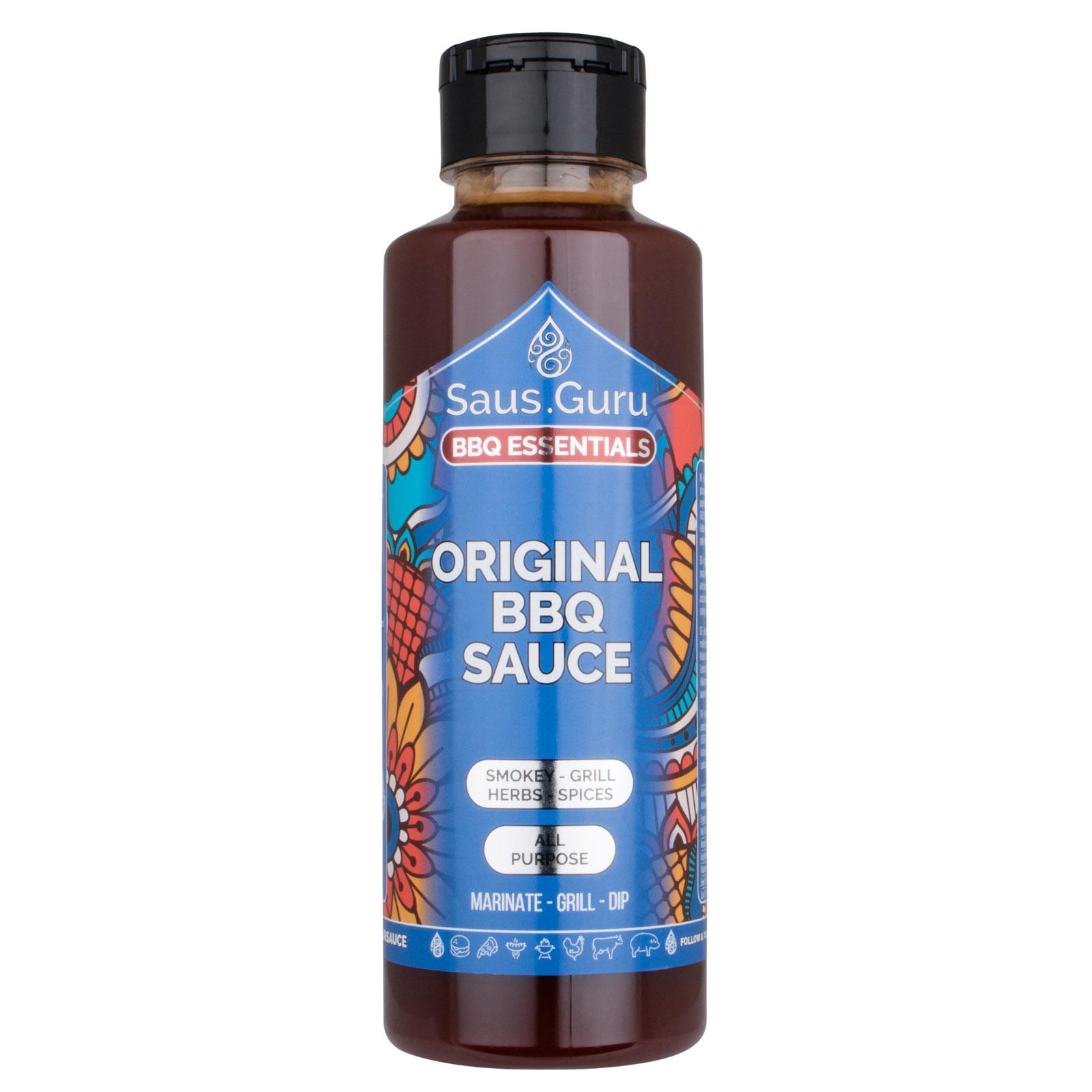 Saus.Guru's Original BBQ Sauce-2