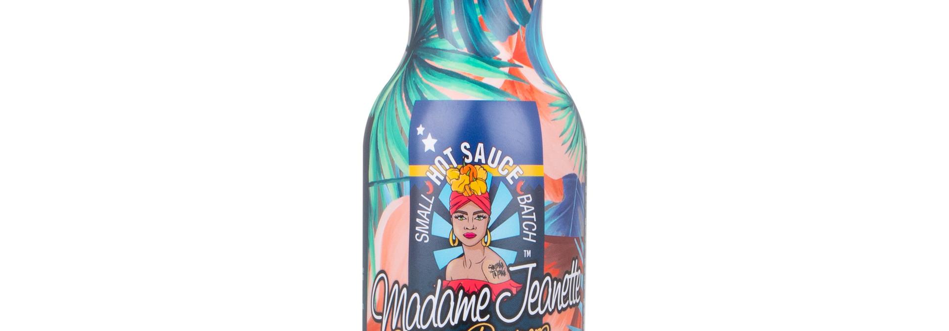 Madame Jeanette Hot Sauce™️ - Curaçao Classic 200ml Glass Bottle